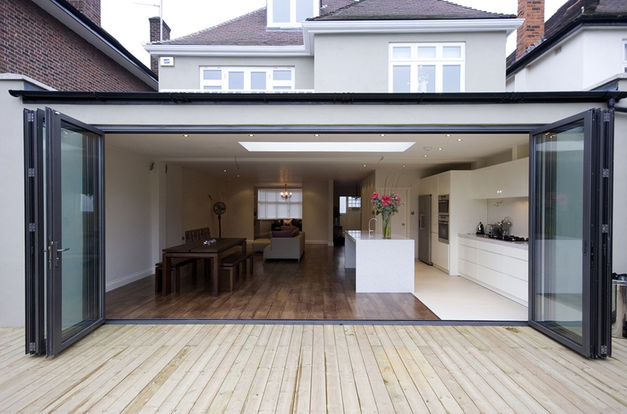Home extension services in Canberra